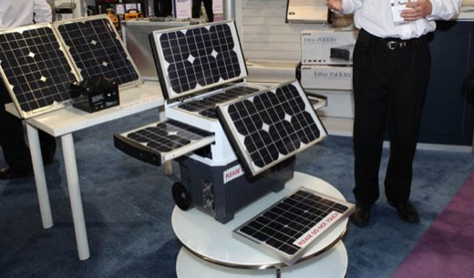 Wagan Tech Solar Power Generator