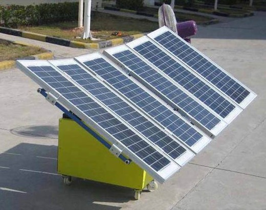 Sunny Energy Industry Solar Power Generator